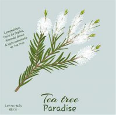 Huile Tea Tree Paradise (100ml)
